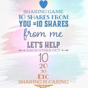 Sharing Game